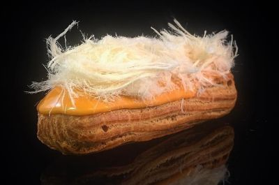 An Éclair... With Hair? Introducing The Limited Sweet Sensation