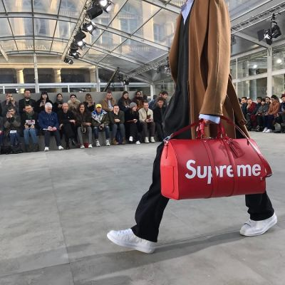 Your First Look At The Louis Vuitton x Supreme Collaboration