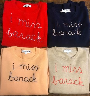 Lingua Franca's Exclusive Sweaters Give Back In The BEST Way