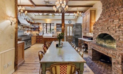 Inside Iconic Restaurateur Keith McNally's $14 Million NYC Townhouse