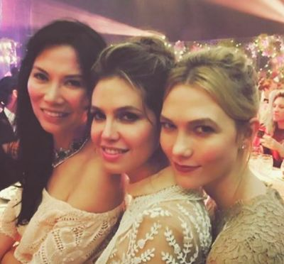karlie kloss in A Look At Ivanka Trump's Best Friend, Wendi Murdoch