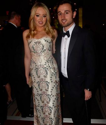 ross mechanic in Rich Kids Of Instagram: Tiffany Trump & Friends Take Over The White House