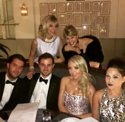 marla maples in Rich Kids Of Instagram: Tiffany Trump & Friends Take Over The White House