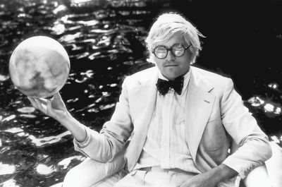 david hockney in In Praise Of David Hockney: Both Artist & Muse