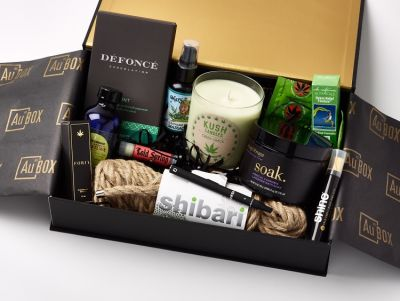 There's Now A Luxury Marijuana Subscription Box For Chic Stoners