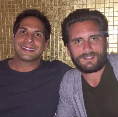 Joe Francis, Scott Disick