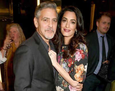 George & Amal Clooney's Twins Versus Beyoncé's