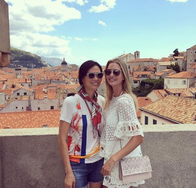 wendi murdoch in Ivanka Trump: The Ultimate Rich Kid Of Instagram?
