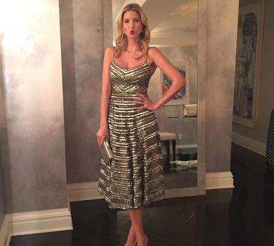 ivanka trump in Ivanka Trump: The Ultimate Rich Kid Of Instagram?