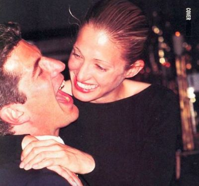 carolyn bessette in The Most Iconic Couples Ever Talk Love