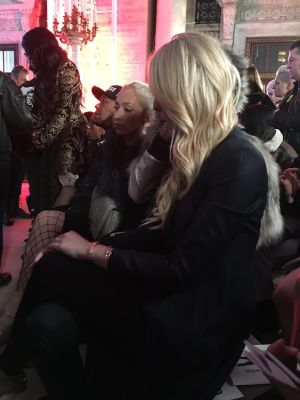 tiffany trump in No One Wanted To Sit Next To Tiffany Trump At Fashion Week