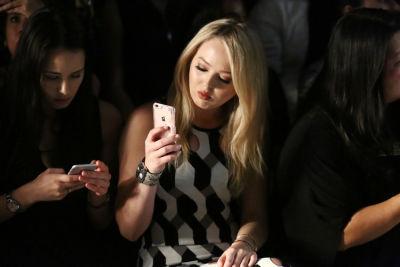 No One Wanted To Sit Next To Tiffany Trump At Fashion Week