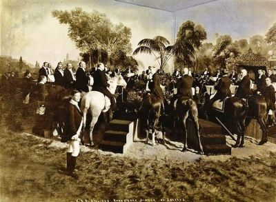 A Black Tie Dinner On Horseback? Inside The Iconic Gilded Age Party