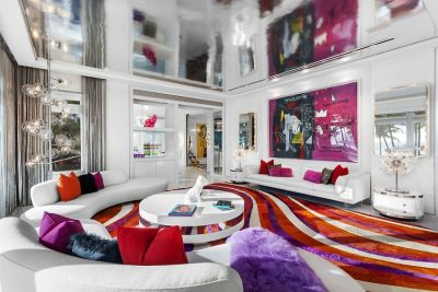 Step Inside Tommy Hilfiger's Surreal, $27.5 Million Miami Mansion