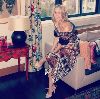indre rockefeller in The 25 Hottest Socialites In NYC: 2017 Edition