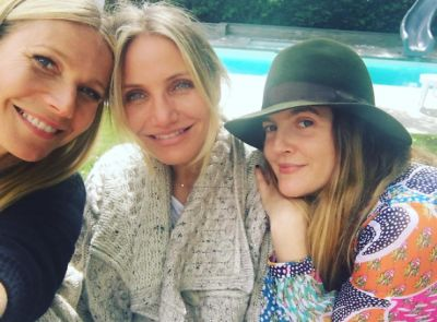 Gwyneth Paltrow, Cameron Diaz, Drew Barrymore