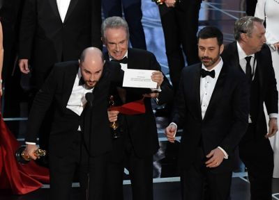 What REALLY Happened During The Oscars Major