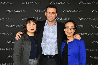 michelle shen in 5th Annual WindowsWear Awards