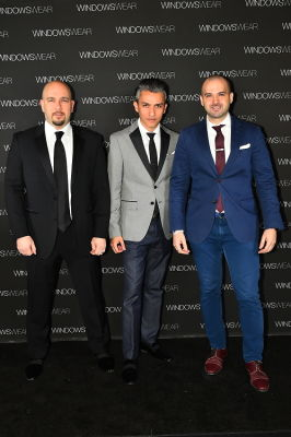 raul tovar in 5th Annual WindowsWear Awards