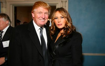 melania trump in A Look Back At Melania's Most Squinty Looks