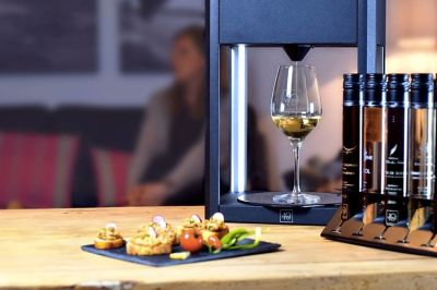 There's A Keurig For Wine Now, So Nothing Can Ever Go Wrong Again