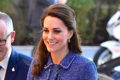 Kate Middleton Gets... Nutella Facials?