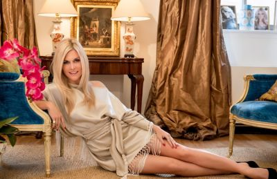 Your First Look At Tinsley Mortimer On RHONY