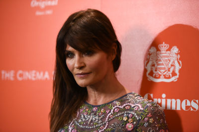 helena christensen in Ewan McGregor & Jonny Lee Miller Reunite For