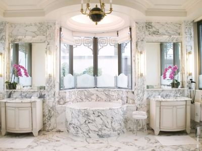 The 9 Most Gorgeous Hotel Bathrooms In The World