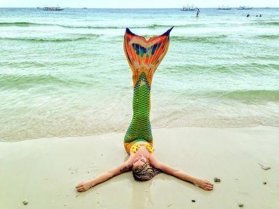 Mermaid School Is Real & Looks Magical AF