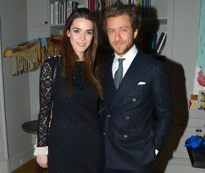 Bee Shaffer & Francesco Carrozzini: A Match Made In Vogue Heaven