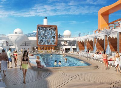 All Aboard The $1 Billion Luxury Cruise Ship For The Elite