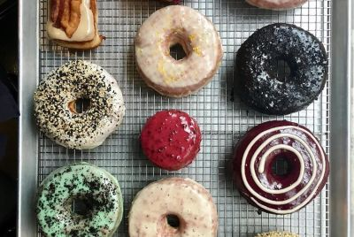Glazing Up New York's Craziest, Tastiest Doughnuts