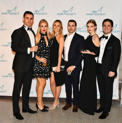 marco morra in Hark Society's 5th Emerald Tie Gala (Part I)
