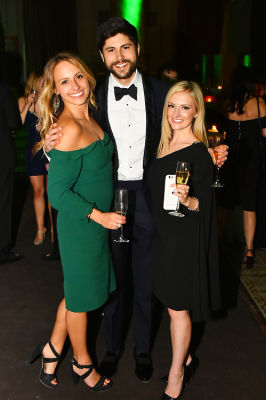 sandra janus in Hark Society's 5th Emerald Tie Gala (Part II)