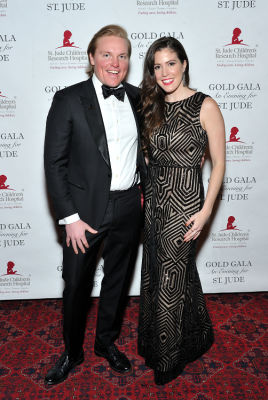 colin wuerthele in 6th Annual Gold Gala: An Evening for St. Jude - Part 1