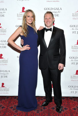 annabelle devlin in 6th Annual Gold Gala: An Evening for St. Jude - Part 1