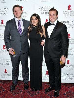 christina valente in 6th Annual Gold Gala: An Evening for St. Jude - Part 1