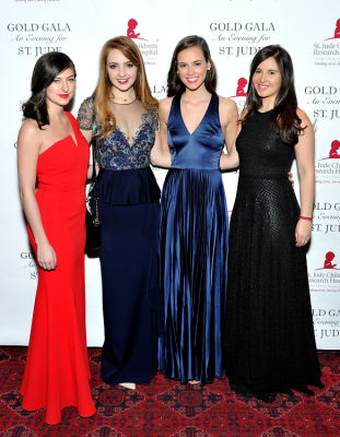 caitlin gallagher in 6th Annual Gold Gala: An Evening for St. Jude - Part 1