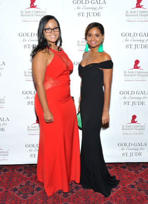 erica ubiera in 6th Annual Gold Gala: An Evening for St. Jude - Part 1