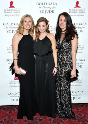 rachel squillante in 6th Annual Gold Gala: An Evening for St. Jude - Part 1