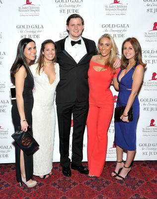 kat rorer in 6th Annual Gold Gala: An Evening for St. Jude - Part 1