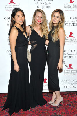 samantha samalley in 6th Annual Gold Gala: An Evening for St. Jude - Part 1