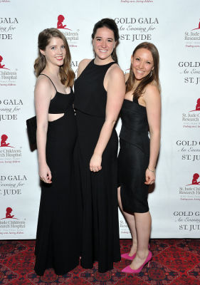 samantha pillsbury in 6th Annual Gold Gala: An Evening for St. Jude - Part 1