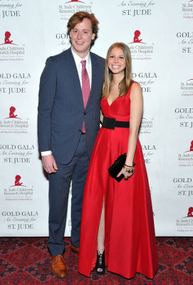 christopher hofmann in 6th Annual Gold Gala: An Evening for St. Jude - Part 1