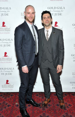 christos mountzouros in 6th Annual Gold Gala: An Evening for St. Jude - Part 1