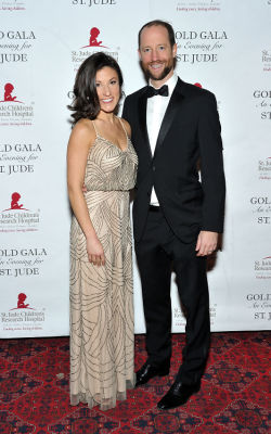 jerry stapp in 6th Annual Gold Gala: An Evening for St. Jude - Part 1