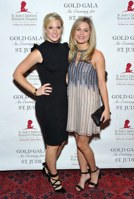 katie fisher in 6th Annual Gold Gala: An Evening for St. Jude - Part 1