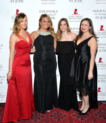 maria golouvenko in 6th Annual Gold Gala: An Evening for St. Jude - Part 1
