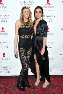 rachael barthelmes in 6th Annual Gold Gala: An Evening for St. Jude - Part 1
